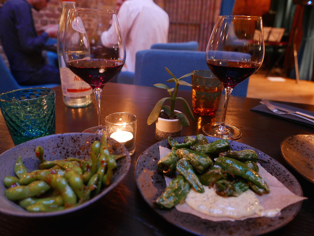The Localist: London's new, up and coming restaurant that is the answer to date night