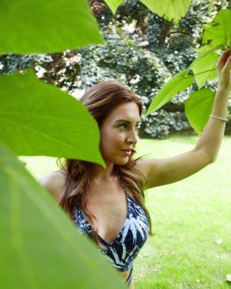 Bikini Spotlight on: Fabletics - Brielle One Piece - by bikini girls diary