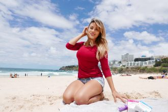 Deni's top wellness tips since moving to Sydney: Running, taking supps & binning the scales (BIKINI GIRLS DIARY)