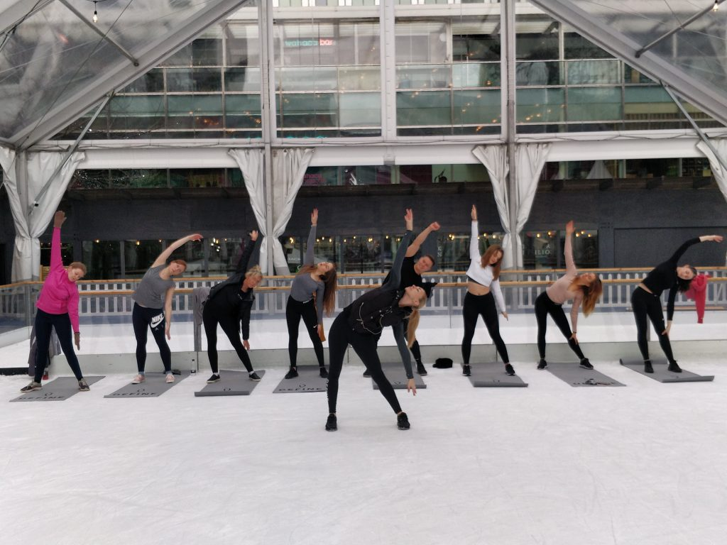 DEFINIE LONDON whats on barre class