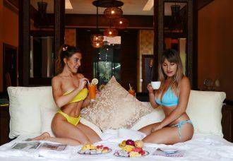 Bikini Girls Diary at Ammatara Pura