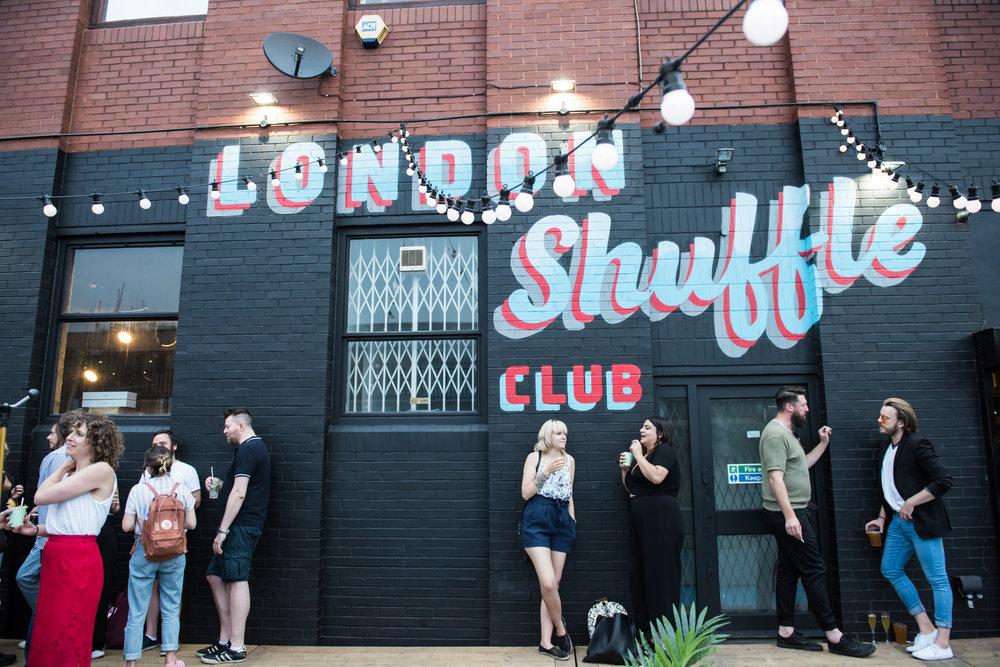 Photo Credit: London Shuffle Club